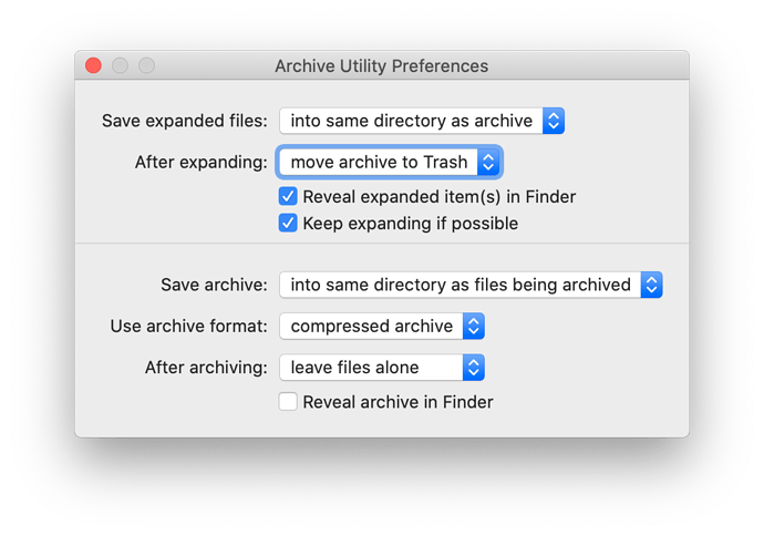 03-Archive-Utility-Move-Archive-To-Trash