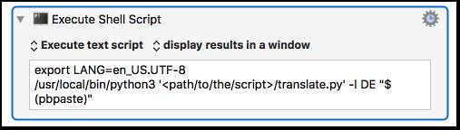 Translate via DeepL - Questions & Suggestions - Keyboard