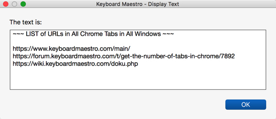 get the number of tabs in chrome questions suggestions