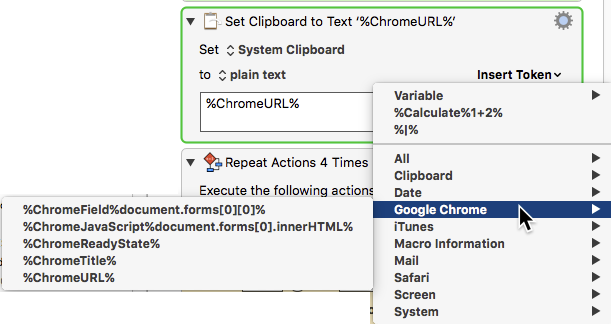 Get Current Window URL from Chrome or Safari - Questions