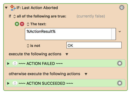 Using ActionResult difficulties - Questions & Suggestions