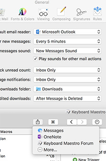 How to set MS Outlook to share Macros? - Questions