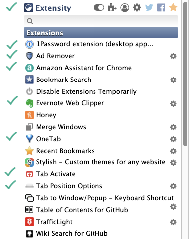 Useful Extensions for Chromium (Blink) Based Browsers (Google, Brave