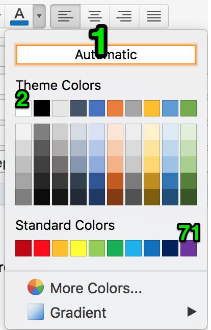 Font_Color