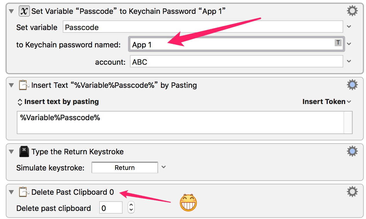 how to find passwords in keychain